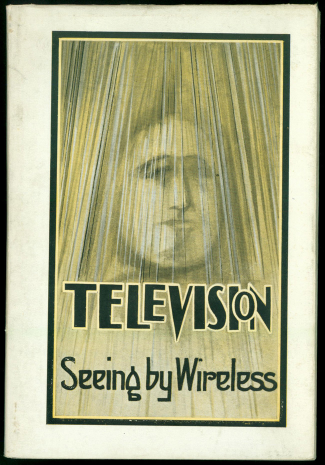 Television. Very fine copy in very fine dust jacket. Alfred Dinsdale.