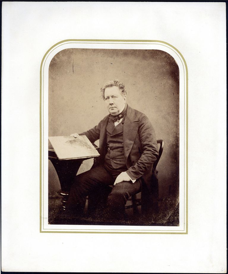 Photograph by Maull & Polyblank. Thomas Bell.
