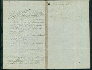 2 Autograph letters signed to his publisher Bailliere, with 2 articles on his scientific work.