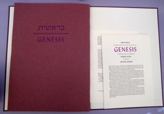 Genesis. No. 21 of 200 copies.