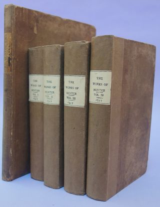 The works of . . . edited by James F. Palmer. 4 vols. plus atlas