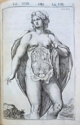 Tabulae anatomicae LXXIIX (with 2 other works)
