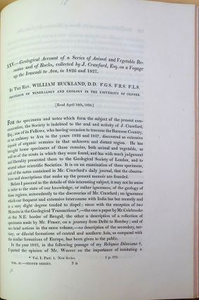 Scientific memoirs. Bound collection of offprints etc. presented to C. Stokes