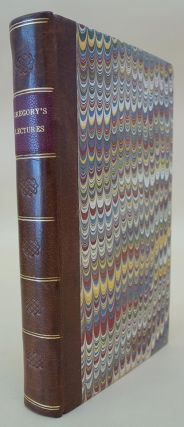 Lectures on the duties and qualifications of a physician. 1st American ed.