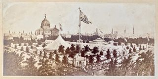 Memorial of the Great Central Fair for the U. S. Sanitary Commission, held at Philadelphia, June 1864.