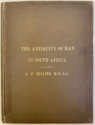 The antiquity of man in South Africa, and evolution.